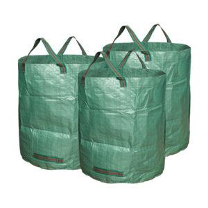 3pack garden waste bags