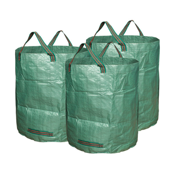 3pack garden waste bags