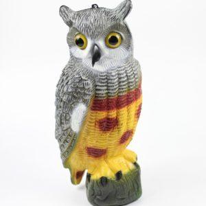 Garden bird owl