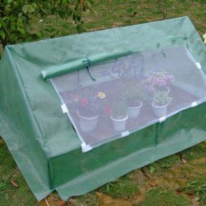 Mini tower greenhouse