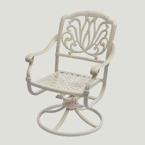 Cast Aluminum Balcony Furniture