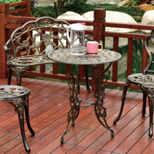 vintage aluminum patio furniture
