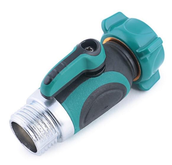 1 way hose connector