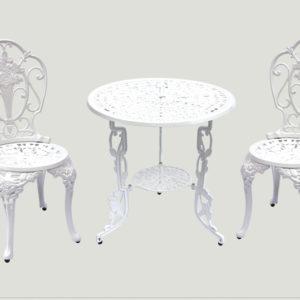 Biscayne Cast Aluminum Patio Furniture