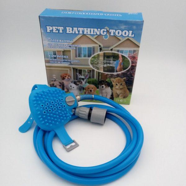 Pet Cleaner Shower Tool Kit 4